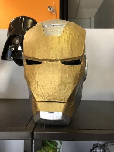 Iron-Man Mark 6